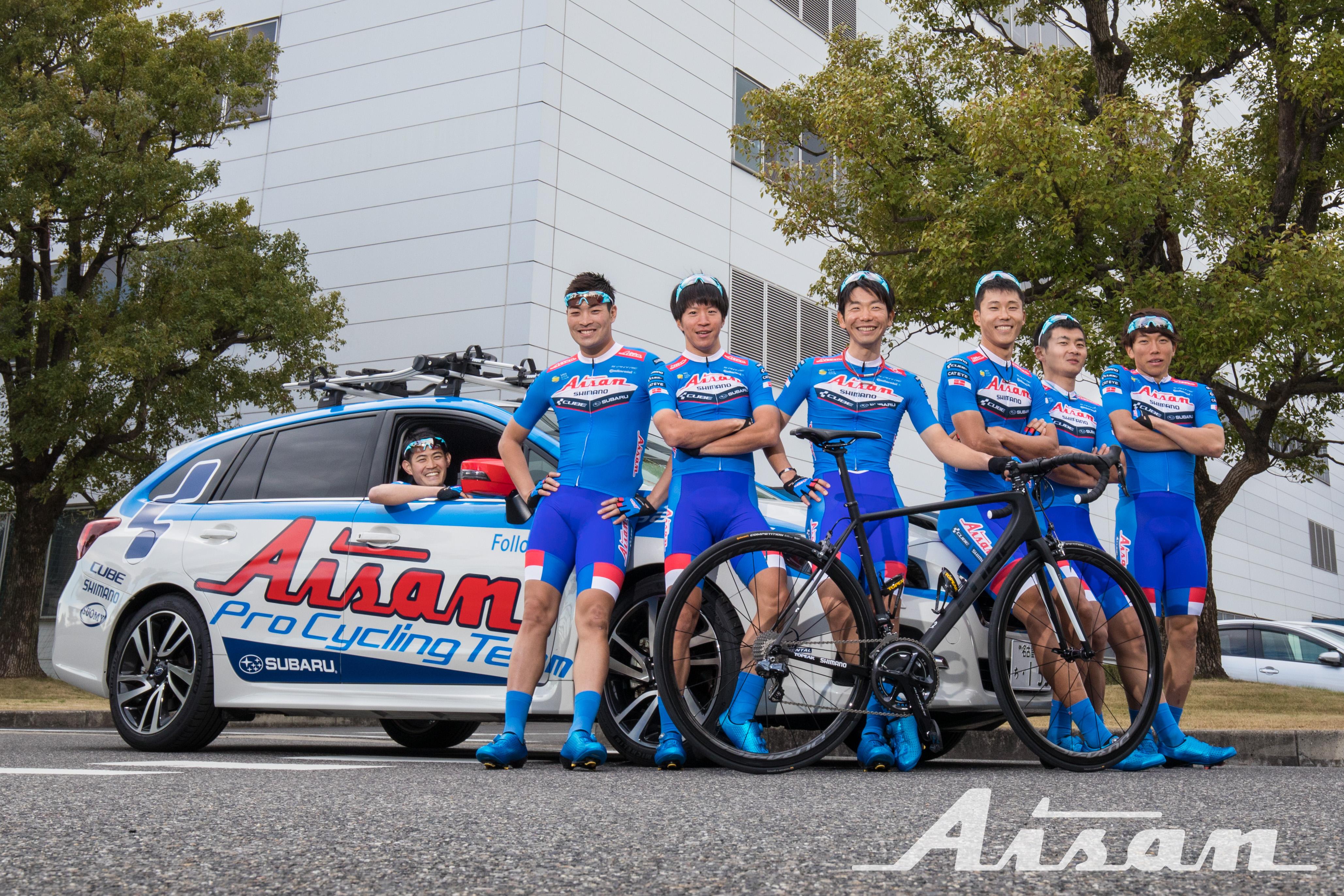 Aisan Racing Team 2017