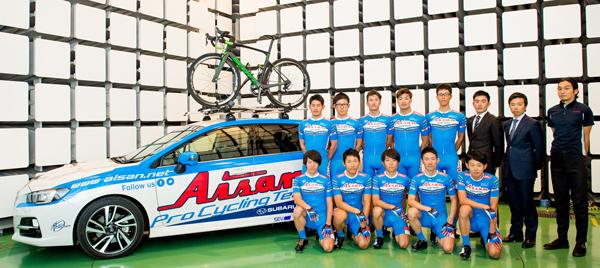 Aisan Racing Team 2016