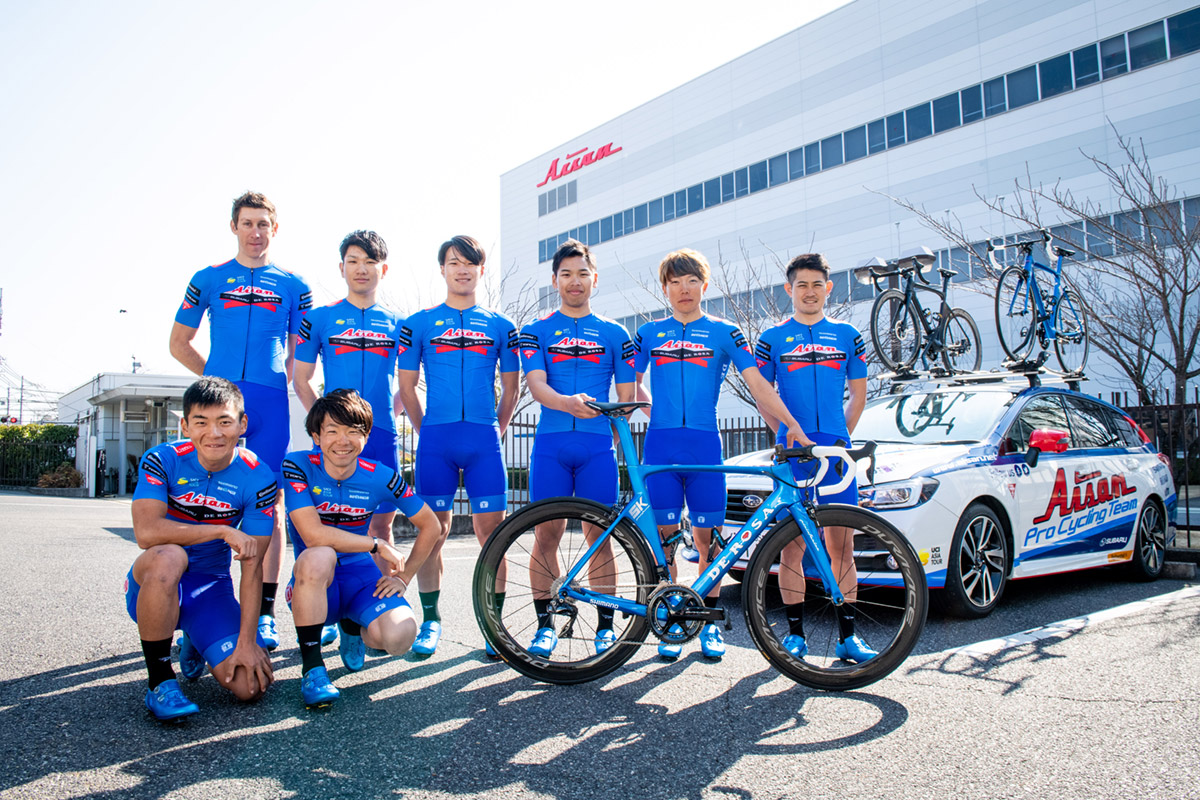 Aisan Racing Team 2019