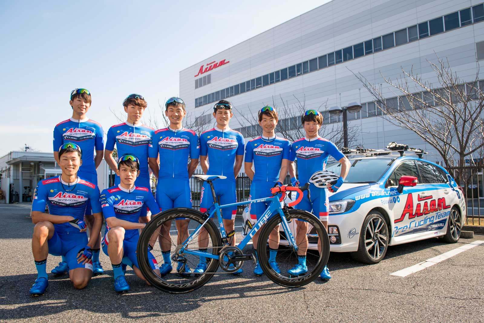 Aisan Racing Team 2018